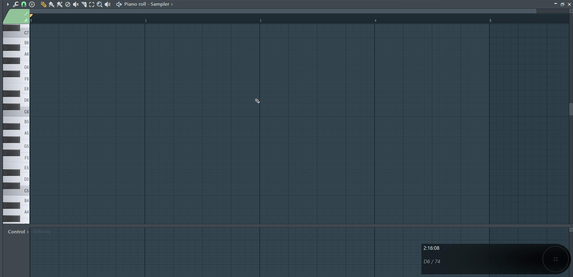 How To Change The Background Color Of FL Studio's Piano Roll