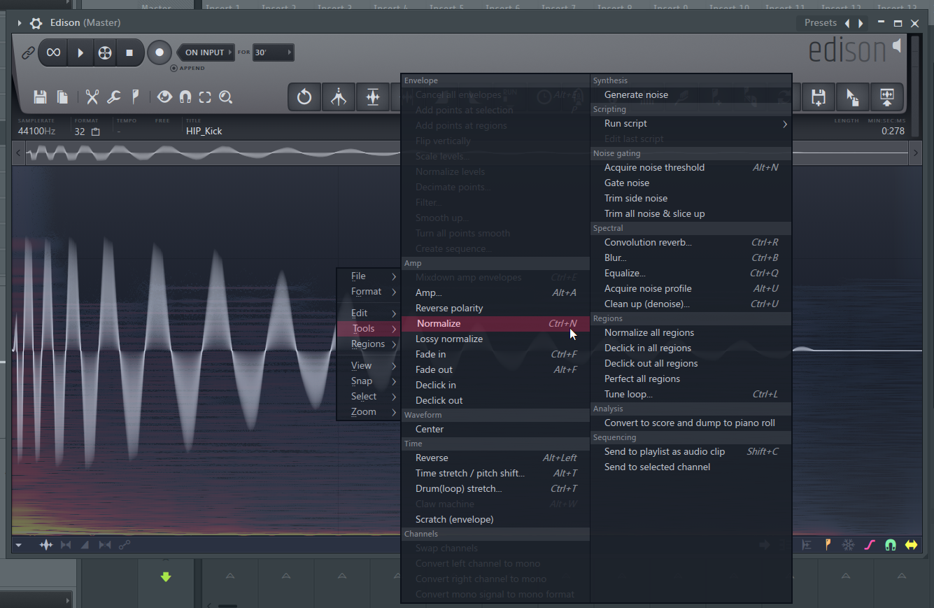 How To Normalize Audio In FL Studio Using Image-Line's Edison Audio Editor IMG_03.png