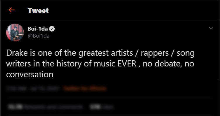 Matthew Jehu Samuels (Boi-1da) Suggests Drake Is The Best Songwriter Of All Time.png