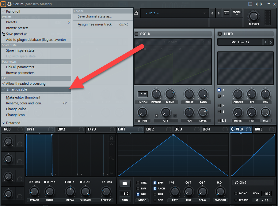 Smart Disable For All Plugins In FL Studio DAW IMG 4 (Smart Disable).png